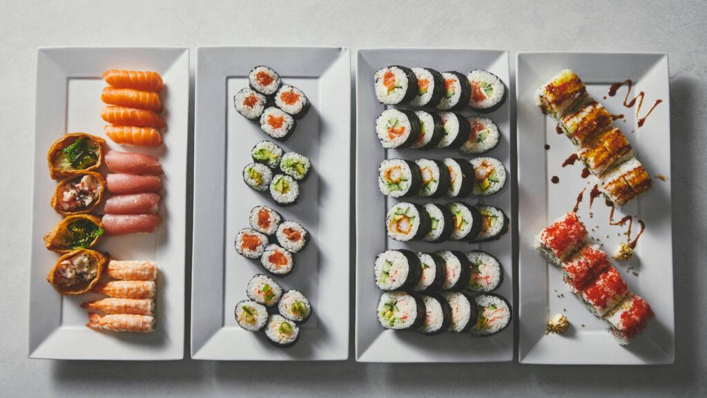 Dragon Buffet Sushi